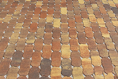 Residential Walkway Permeable Pavers